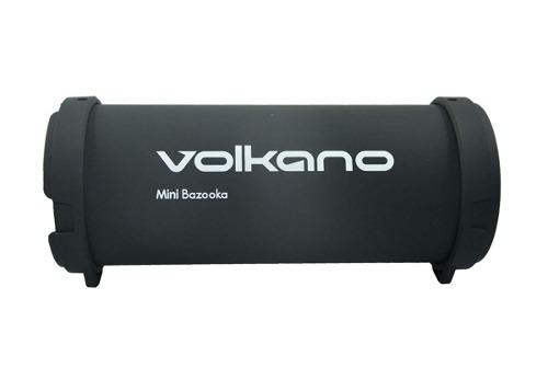 Corneta Portatil Volkano Mini Bazooka Speaker Vk--s11