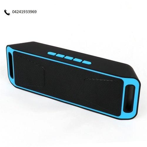 Corneta Portátil Bluetooth, Usb, Pendrive, Sd Y Aux Oferta