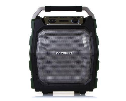 Corneta Portátil Recargable Usb Sd Radio Bluetooth 8.5