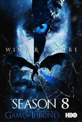 Game Of Thrones  Bs.s) - 5 Películas X 1