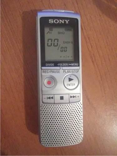 Grabadora Digital Sony Periodistas