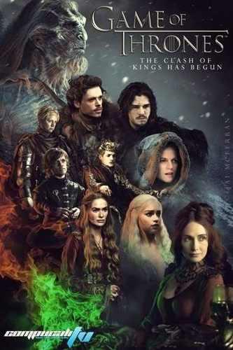 Juego De Tronos(game Of Thrones)8 Temporadas
