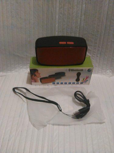 Mini Corneta Inalambrica, Bluetooth, Mp3, Usb, Micro Sd