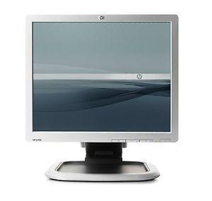 Monitor Hp 17 Lcd