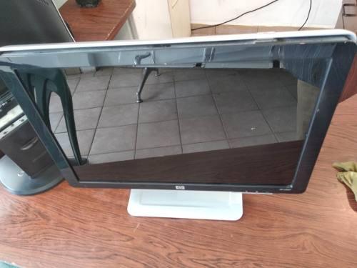 Monitor Lcd 20 Pulgadas Hp W Usado Como Nuevo.