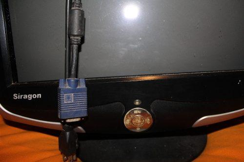 Monitor Siragon 17 Pulgadas
