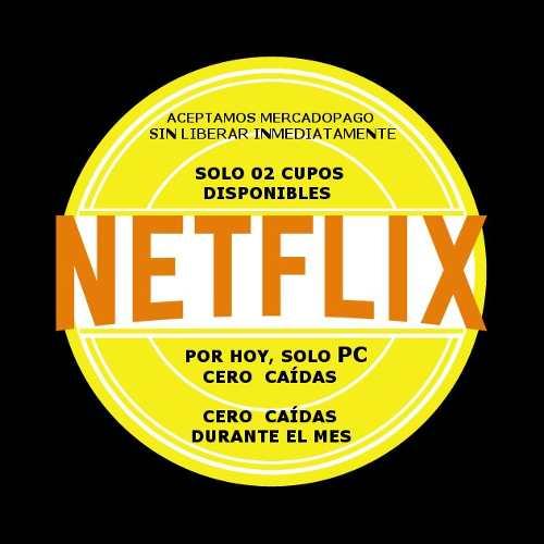 Neflix 1 Mes Todos Disp. Y Al Por Mayor A 5ml Bss