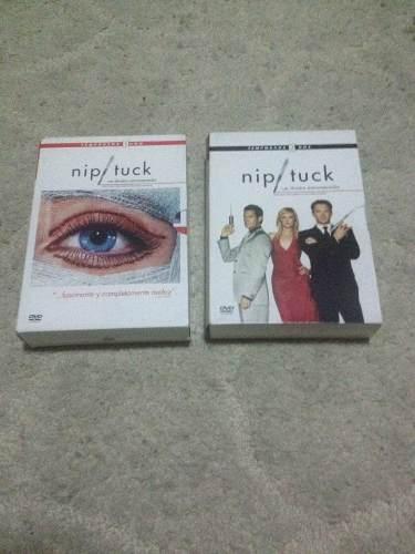 Nip / Tuck (serie). Temporada 1 Y 2.