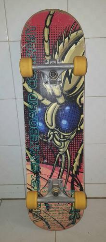 Patineta Skateboard Original Variflex