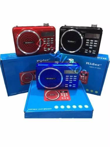 Reproductor Mp3 Mic Usb Sd Radio Fm Auto Scan Somos Tienda