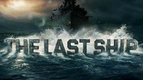 Serie The Last Ship Temporada 1, 2, 3 Y 4