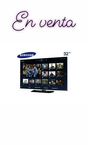 Televisor Samsung Led Smart Tv 32 Pulgadas Full Hd