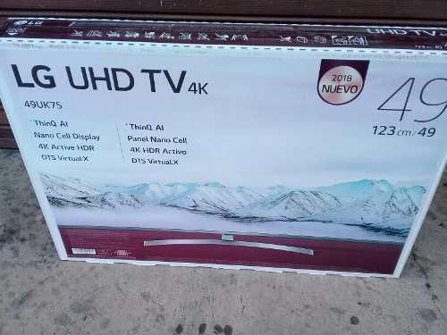 Televisor Smart De 49 Pulgadas Nuevo