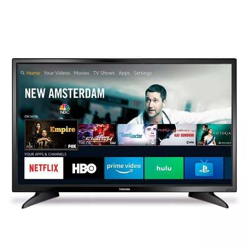 Televisor Toshiba Led Hd 720p 32 Smartv Fire Tv Netflix Hbo