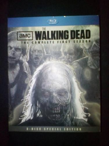 The Walking Dead Bluray Original Digibook 1ra Temp Completa