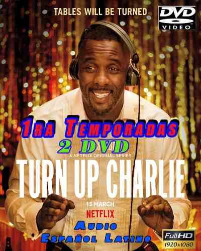 Turn Up Charlie Temporada 1 Completa Hd 720p Latino Dual