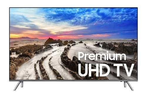 Tv Samsung Electronics Un65mufx  K Ultra Hd Smart