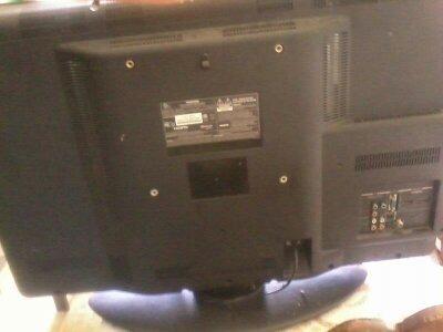 Tv Toshiba 32 C120u Pantalla Mala - Negociable
