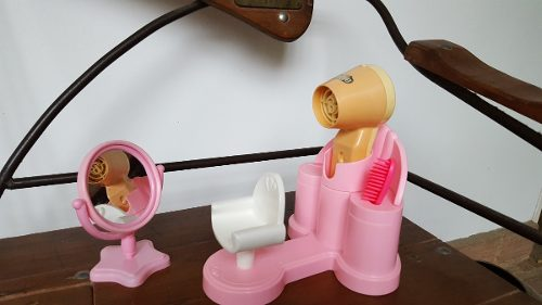 Accesorios Originales De Barbie Salón De Belleza(10).