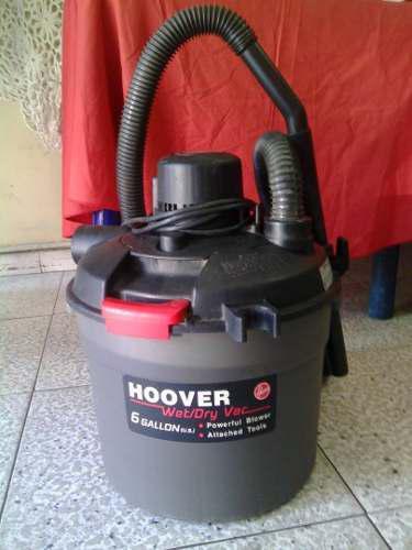 Aspiradora Comercial Hoover De 6 Galones