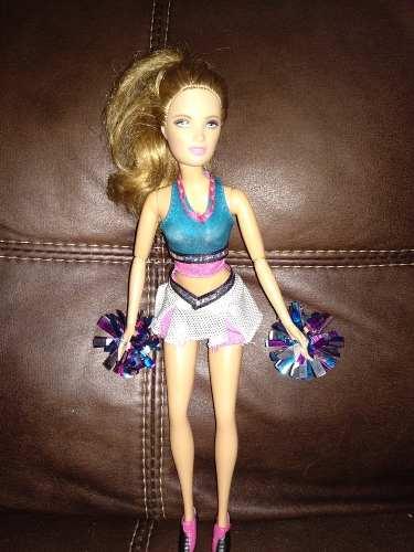 Barbie Cheerleader. Original En Perfecto Estado.