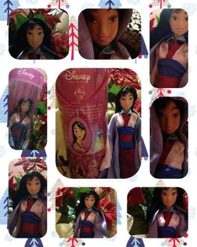 Barbie Princesa Mulan De Colección Original. Oferta!!!