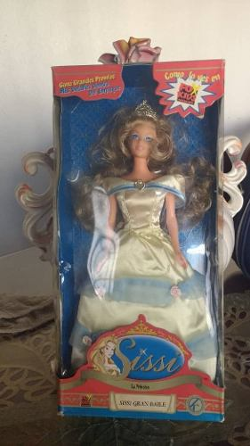 Barbie Princesa Sissi De Coleccion Marca Kreislel