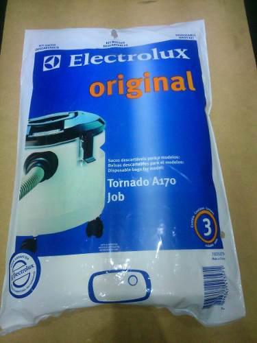 Bolsa Aspiradora Electrolux Tornado A170 Job