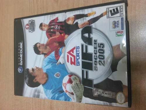 Fifa Soccer 2005, Juego De Nintendo Game Cube
