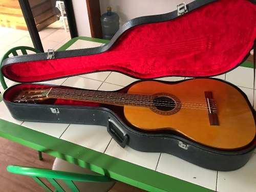 Guitarra Giannini Hecha En Brasil Con Estuche