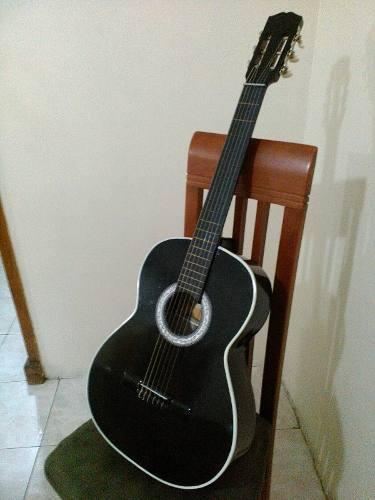 Guitarra Nueva Semi Corchea Y Forro. Oferta 40 Verdes.