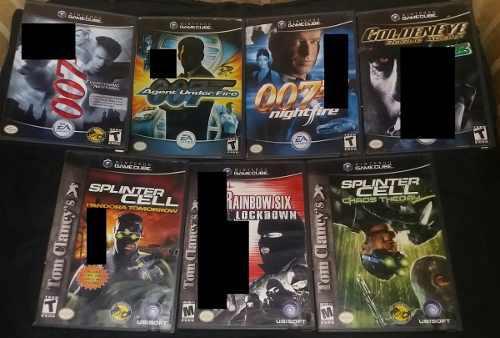 Juegos Variados Nintendo Gamecube /juegos En Oferta