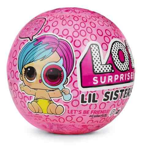 L.o.l. Surprise Lil Sisters