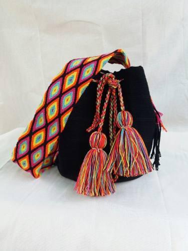 Mochila Wayuu Tejidas Original