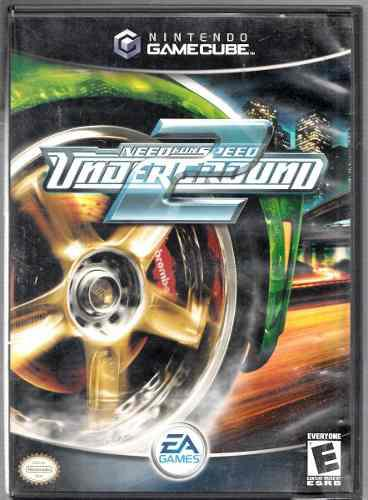 Need For Speed. Nintendo Gamecube Original Usado.
