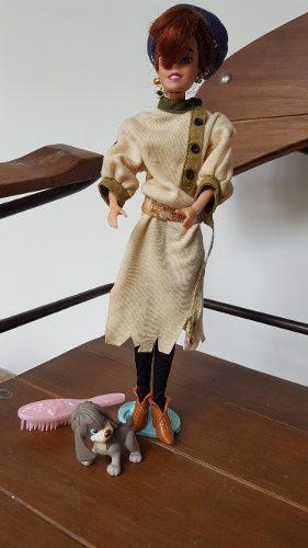 Ropa Accesorios Originales De Barbie Princesas Disney(15)
