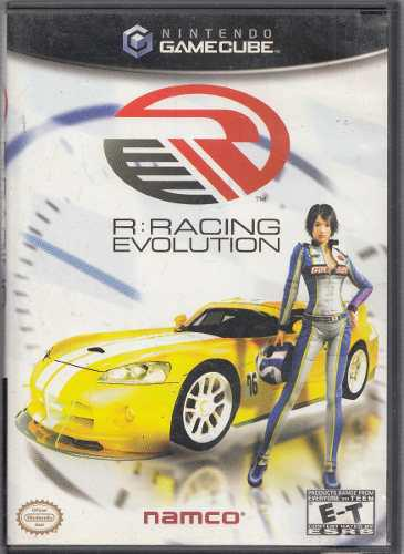 R:racing Evolution. Nintendo Gamecube Original Usado.