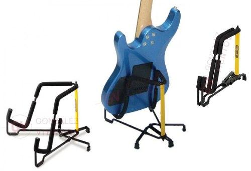Stand Paral Base Guitarra O Bajo Electrico Marca Hercules