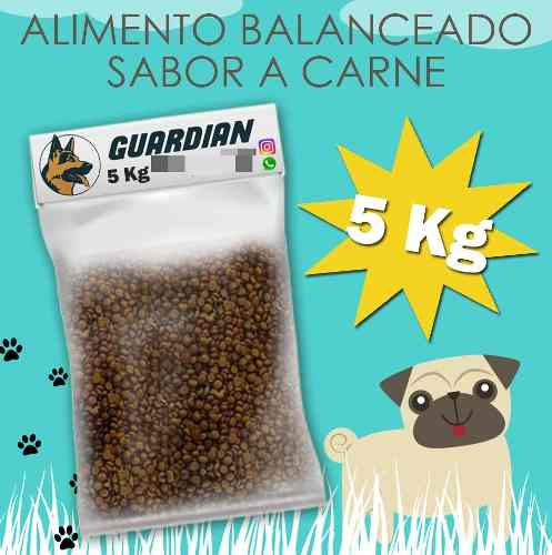 Alimento Para Perro Guardian 5 Kg Y 25 Kg - Perrarina