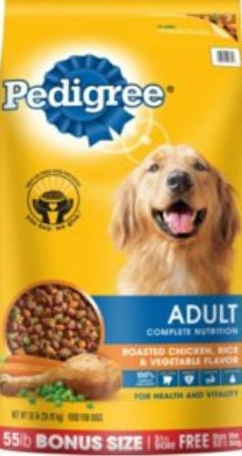 Alimento Seco Para Perros Adultos Pedigree
