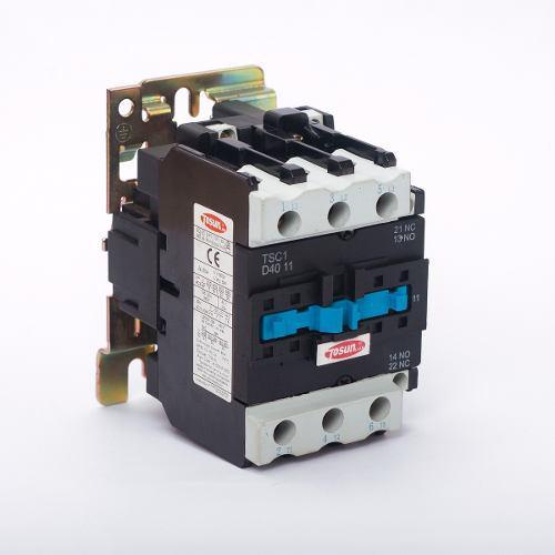 Contactor Electrico Trifasico 80 Amp 220 Volt.