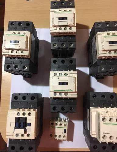 Contactor Trifasico Schneider 40 Amp, Bobina 110v.
