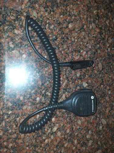 Manos Libres Para Radio Motorola.