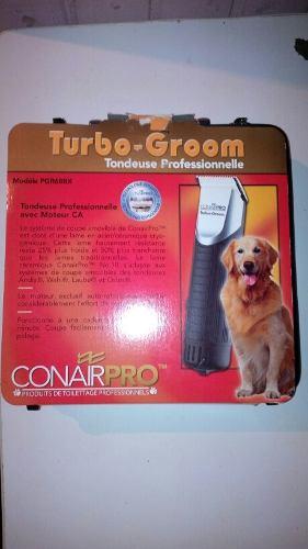 Maquina De Afeitar Canina Profesional Conair Pro Turbo