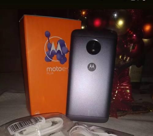 Motorola Moto E4 Plus,lector De Huella,doble Flash