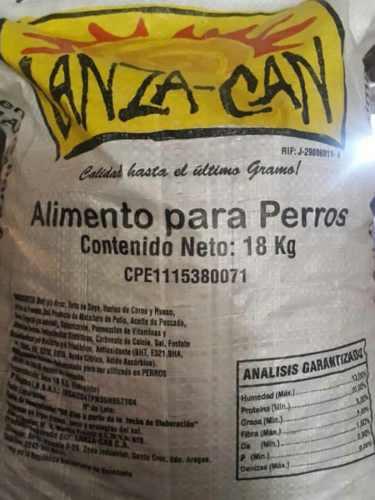 Perrarina Lanza Can Perrarina Lanzacan X Saco Y Al Detal 1kg