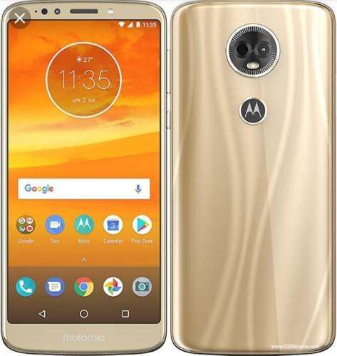 Teléfono Celular Motorola E5 + 32gb, Somos Tienda Fisica