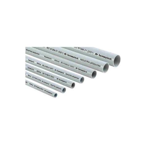 Tubo De Electricidad Pvc 1/2 3/4-1.1/2 Pulg, 1-2-3 Pulgada