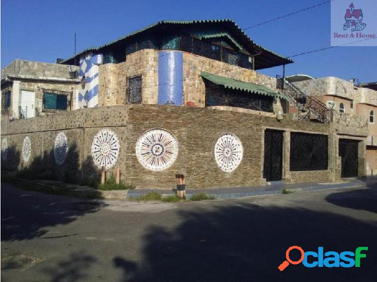Casa en Venta Cumboto Jt 19-6833