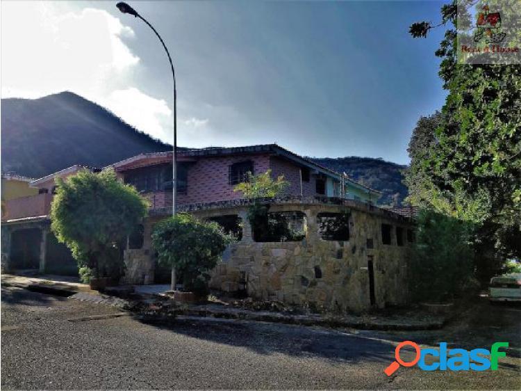 Casa en Venta Piedra Pintada Jt 19-7584